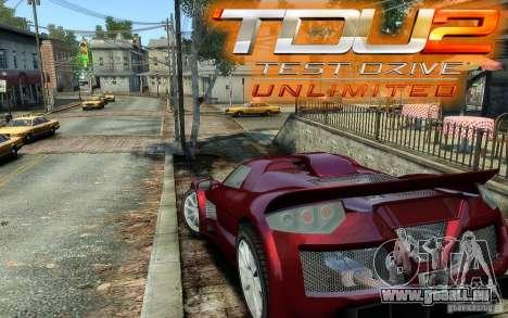 Gumpert Apollo Sport pour GTA 4 est une gauche