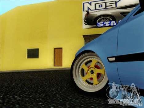 Volvo S60 für GTA San Andreas Seitenansicht