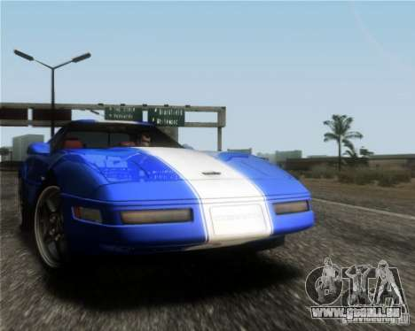 Chevrolet Corvette C4 Grand Sport 1996 für GTA San Andreas