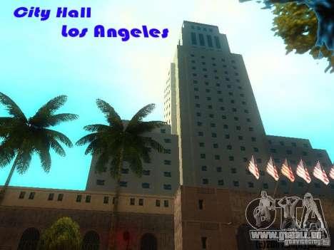 City Hall Los Angeles für GTA San Andreas