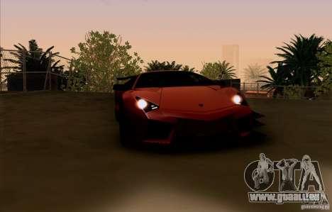 HQ Realistic World pour GTA San Andreas