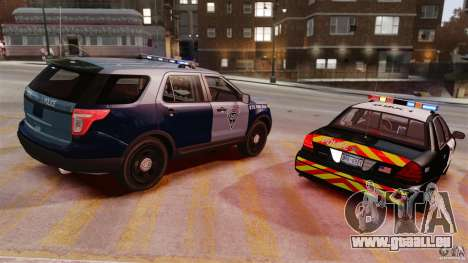 Emergency Lighting System v7 pour GTA 4 secondes d'écran
