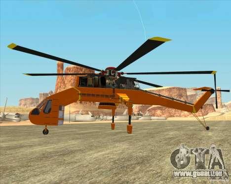Skylift pour GTA San Andreas