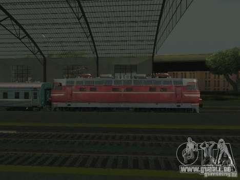 Interrupteur rail shooter pour GTA San Andreas cinquième écran