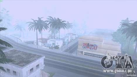 ENBSeries by Allen123 pour GTA San Andreas huitième écran