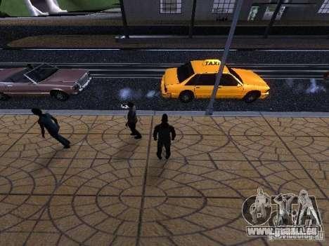Oktoberfest für GTA San Andreas zweiten Screenshot