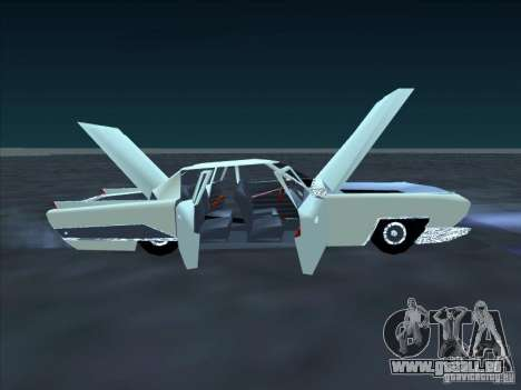 Cadillac Stella für GTA San Andreas linke Ansicht