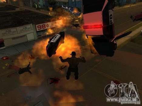 Hydra auf 4-Sterne für GTA San Andreas zweiten Screenshot