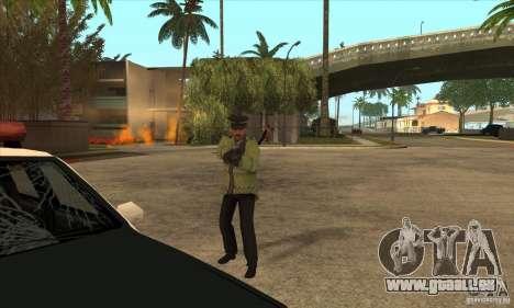 Une nouvelle Police pour GTA San Andreas cinquième écran