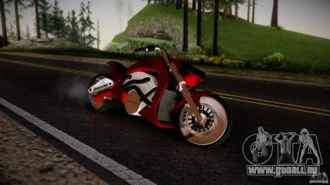 Predator Superbike pour GTA San Andreas