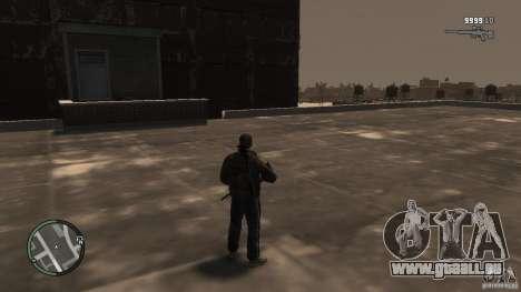 Equip Gun .Net pour GTA 4 troisième écran
