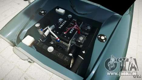 Lotus Cortina S 1963 pour GTA 4 Vue arrière