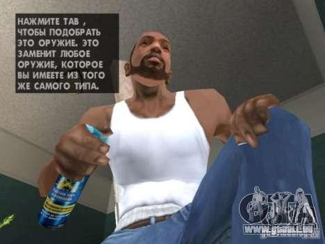 Raid pour GTA San Andreas troisième écran