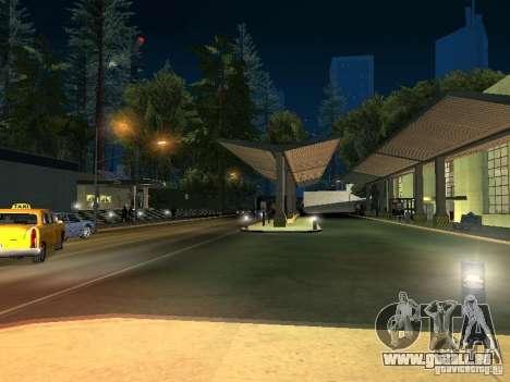 New Doherty für GTA San Andreas zweiten Screenshot