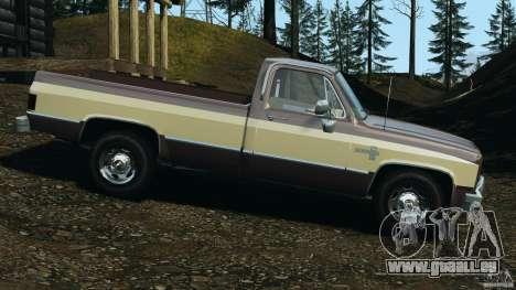 Chevrolet Silverado 1986 für GTA 4 linke Ansicht
