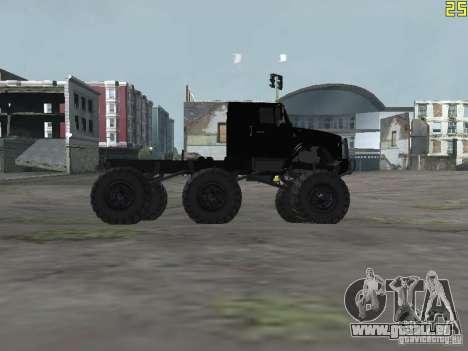 ZIL 497200 pour GTA San Andreas laissé vue