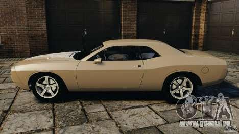 Dodge Challenger Concept 2006 pour GTA 4 est une gauche