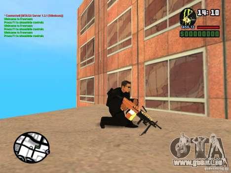 Gun Pack by MrWexler666 pour GTA San Andreas onzième écran