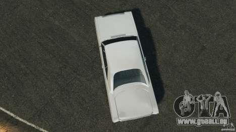 Dodge Dart 1969 [Final] für GTA 4 rechte Ansicht