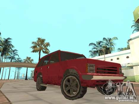 Die neue Huntley für GTA San Andreas