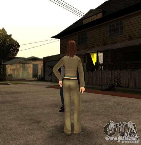 Neue hfyst für GTA San Andreas zweiten Screenshot