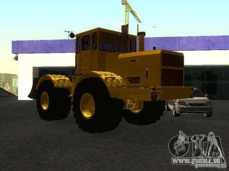 KIROVETS k-700 pour GTA San Andreas laissé vue