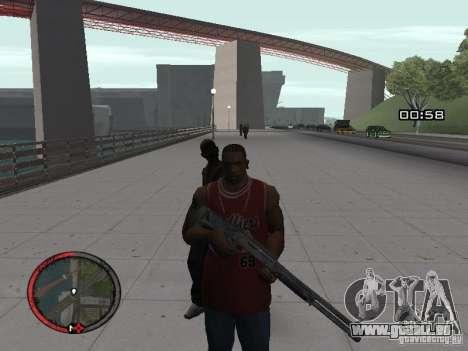 MASSKILL pour GTA San Andreas troisième écran