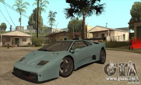 Lamborghini Diablo GT-R für GTA San Andreas