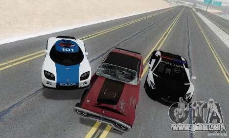 ENBSeries by dyu6 v6.5 Final pour GTA San Andreas troisième écran
