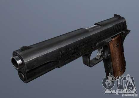 M1911 pour GTA San Andreas