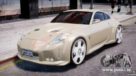 Nissan 350Z Veilside Tuning pour GTA 4 est une gauche