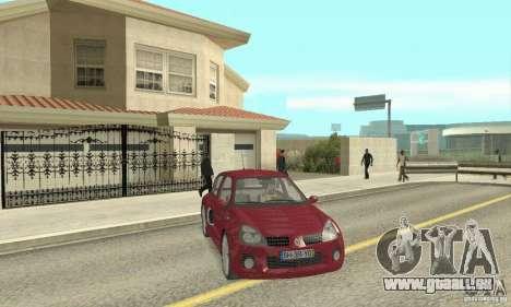 Renault Clio Phase 2 pour GTA San Andreas