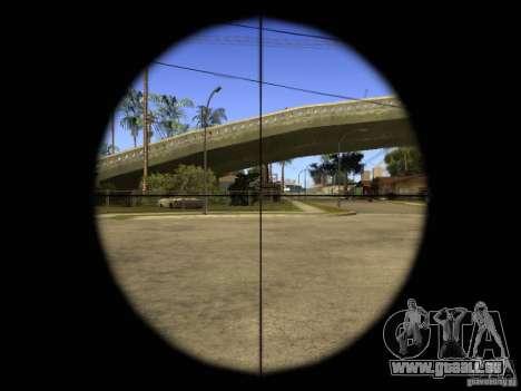 M82 pour GTA San Andreas quatrième écran