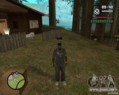 Haus Jäger v2. 0 für GTA San Andreas her Screenshot