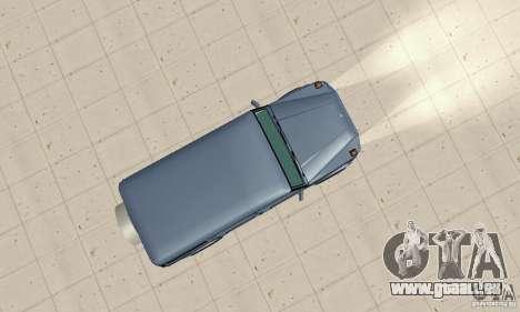 Mercedes-Benz G500 1999 V 1.1 keine Kengurâtnika für GTA San Andreas rechten Ansicht