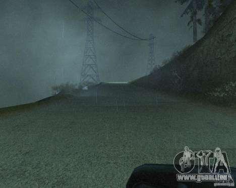 Neue Straßen in San Fierro für GTA San Andreas elften Screenshot