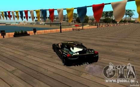 ENB pour n'importe quel ordinateur pour GTA San Andreas deuxième écran
