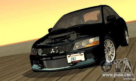 ENBSeries RCM für den schwachen PC für GTA San Andreas sechsten Screenshot