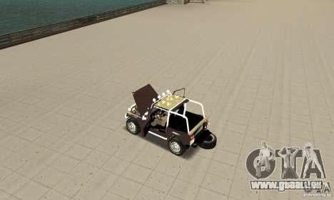 Jeep Wrangler 1986(2) pour GTA San Andreas