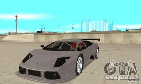 Lamborghini Murcielago R GT pour GTA San Andreas