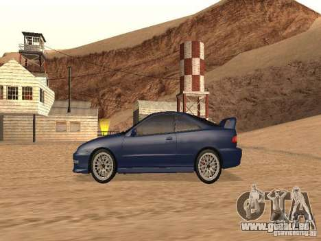Acura RSX Light Tuning pour GTA San Andreas