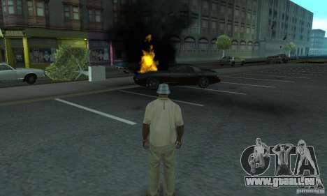 New Effects pour GTA San Andreas quatrième écran