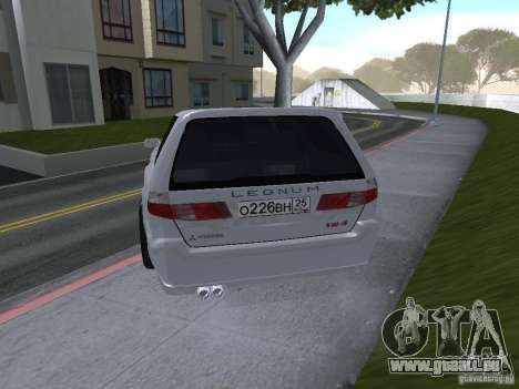 Mitsubishi Legnum pour GTA San Andreas laissé vue