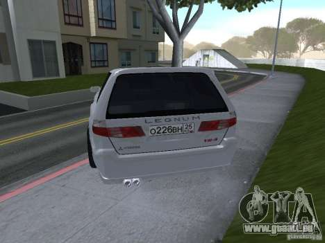 Mitsubishi Legnum für GTA San Andreas linke Ansicht