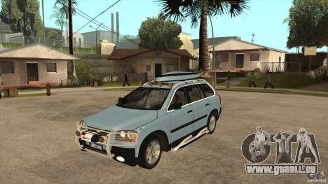 Volvo XC90 V8 2008 pour GTA San Andreas