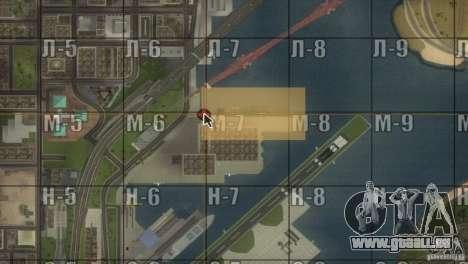 Point de contrôle HD box pour GTA San Andreas cinquième écran