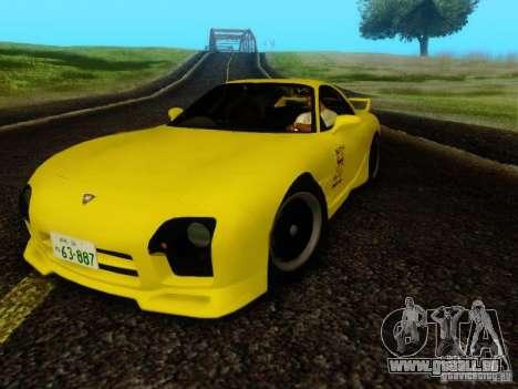Mazda FD3S - Mazdaspeed A-Spec pour GTA San Andreas