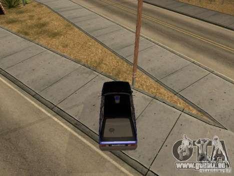 AZLK 21418 Patrol für GTA San Andreas rechten Ansicht