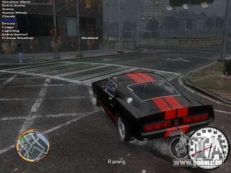 ENBSeries für mittlere PC für GTA 4 dritte Screenshot