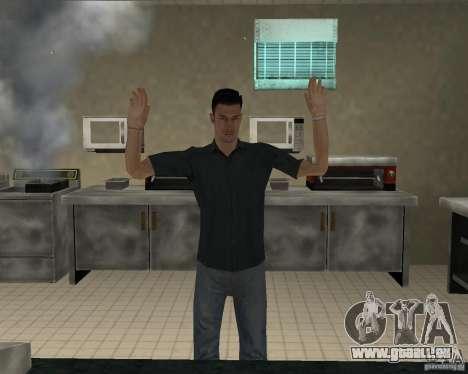 Haut-Pac-Nachrichten für SAMP-RP für GTA San Andreas her Screenshot